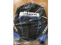 Men's Triumph motorcycle jacket with armour