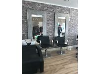 Hairdressing & Barber chair for rent