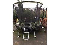 TP 8ft trampoline