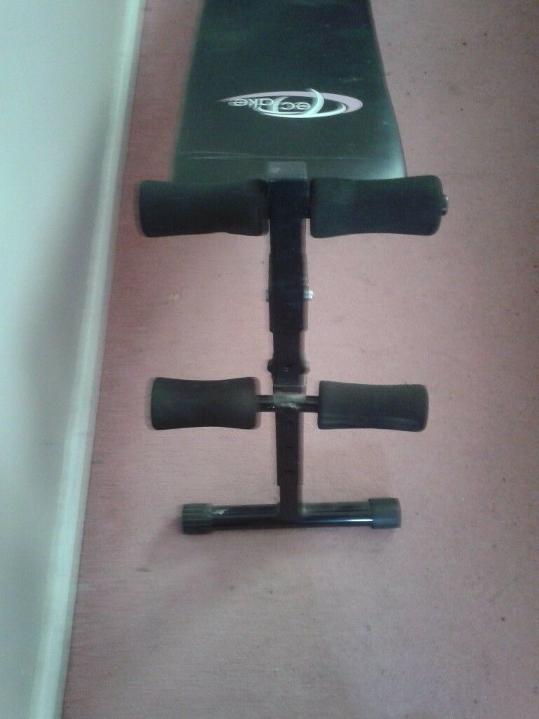 manual treadmill and sit up bench
