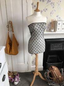 Decorative dressmakers mannequin/ dummy