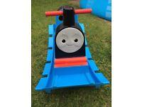 """Thomas the Tank engine - Rocking """"horse"""" (train) - used"""