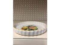 Quiche bowl