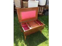 Sewing Box (Vintage)