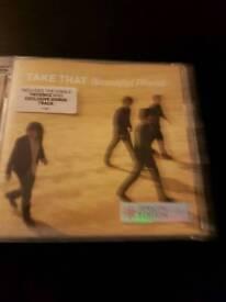 TAKE THAT. BEAUTIFUL WORLD. CD.