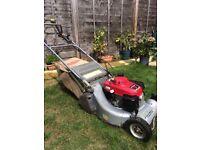 Lawnflite pro petrol lawn mower