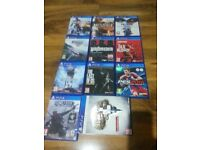 ps4 game bundle 11 x ps4 games sony playstation