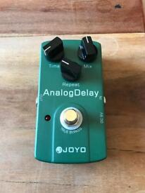Joys Analog Delay effects oedal
