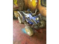 125 quad spares or repair