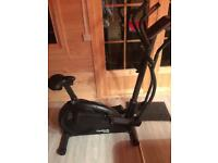 Reebok cross trainer/exercise bike in one