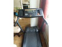 Roger Black Gold edition treadmill running machine