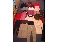 Bundle 2 of girls clothes size 5-6, 6-7