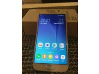 SAMSUNG GALAXY S6 16 GB WHITE BOXED UNLOCKED