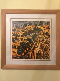 Golden Harvest by Charles Montieth