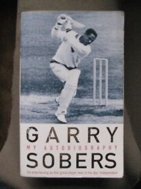 Gary Sobers Autobiography and The Observer's Book of Cricket: £3.00 each or 2 for £5.00