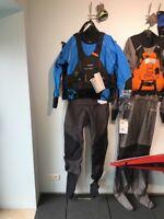 Trockenanzug Drysuit Odin Kajak SUP Kiten Windsurfen Wassersport Leipzig - Nordwest Vorschau