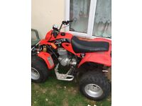 250cc quad need gone asap
