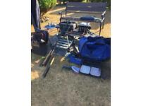 COMPLETE COARSE FISHING TACKLE SET