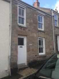 Penzance 2 bed cottage available for long let £560 pcm