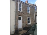 Penzance 2 bed cottage, unfurnished, available for long let £560 pcm