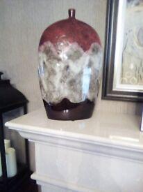 Large modern vase