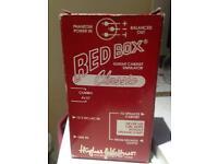 Hughes & Kettner Red Box Classic D.I. Box