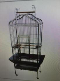 Large Metal Parrot cage