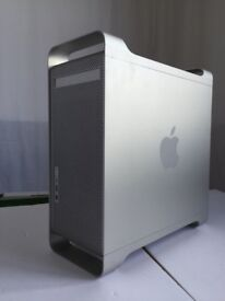 Power Mac 2.5 GHS Quad Core with 3 internal hard drives