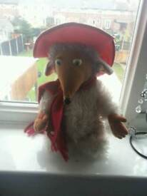 Womble figure