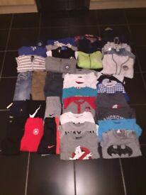 BOYS 12-18 MONTHS DESIGNER CLOTHES BUNDLE