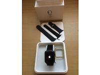 Apple Watch Series 1 42mm Space Black Stainless Steel With Milanese Loop