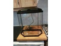 25 Litre aquarium starter kit