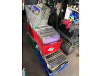"12"" Vinyl House Music Collection - 500 plus records from 1994 - 2004"