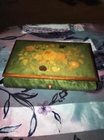 Jewellery box for sale