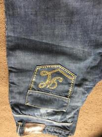 Henley's jeans