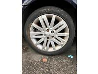 Renault Laguna alloy wheels