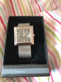 Marks & Spencer Ladies Watch