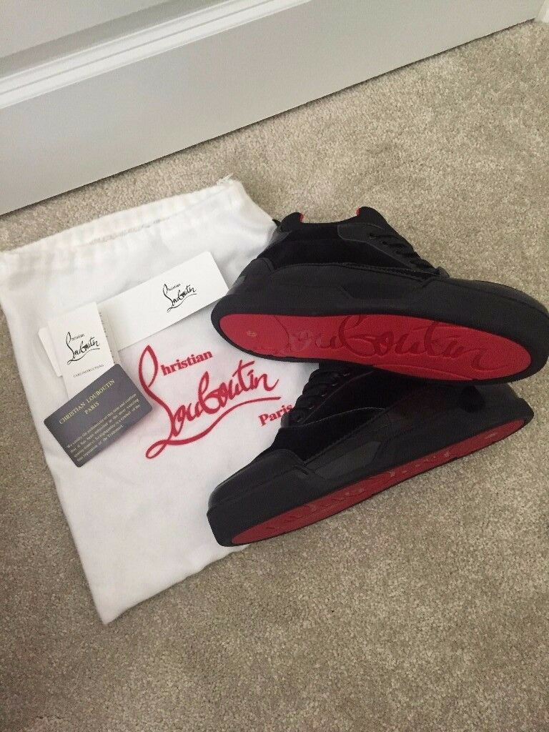 Christian Louboutin Trainers Size 7
