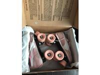 Vintage Puma Roller skates size 3