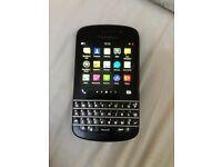 Blackberry Q10 unlocks