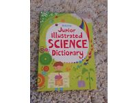 Junior Science dictionary - illustrated