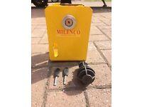 Hitchlock Milenco heavy duty