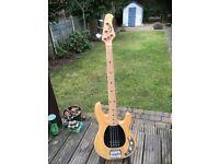 Superb OLP Stingray Bass Guitar