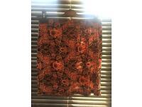 Womans floral print skirt size 14