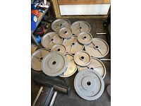 Strength Shop Olympic Weight plates