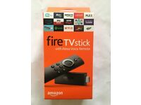 ++ As New Amazon Fire Stick 2nd Generation Boxed With Receipt ++