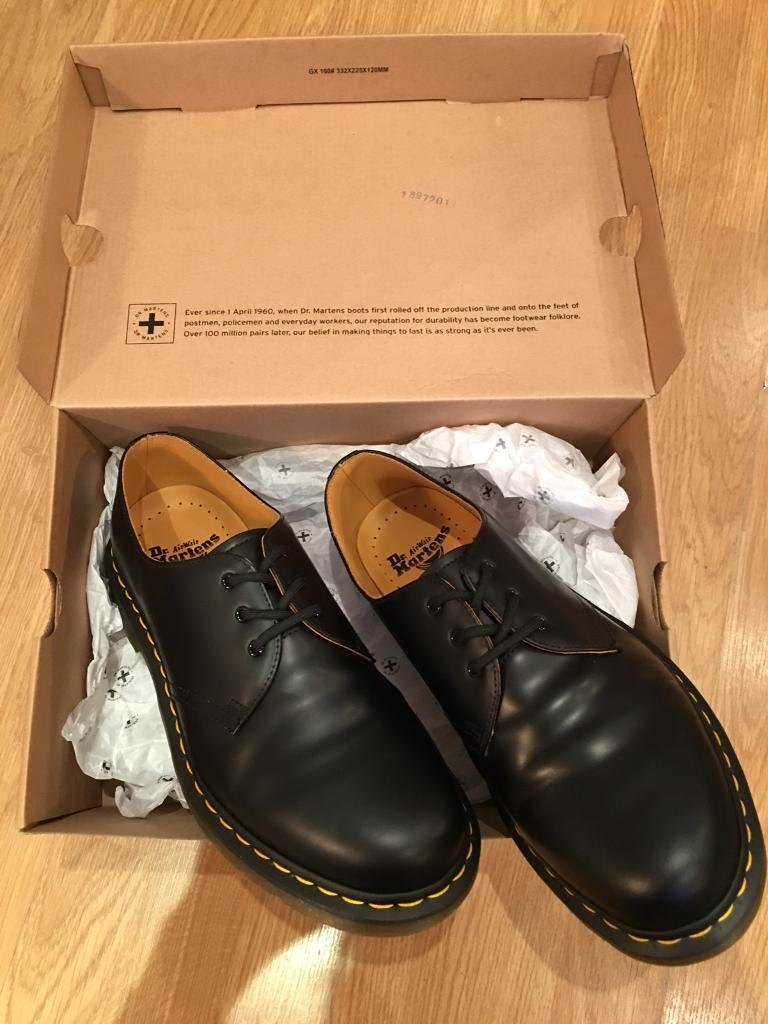 hot sales purchase cheap low price LIKE NEW! Dr Martens Mens 1461 Black Icons | Size 9 UK/43 EU | in Palmers  Green, London | Gumtree