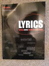 Lyrics by Rikky Rooksby