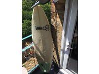 Surfboard Al Merrick