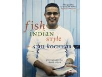 Cook book: 'Fish Indian Style'